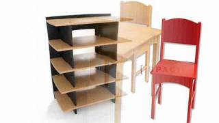 Contemporary Childrens Furniture - Modern Kids Tables & Chairs Furniture, Wooden Kids Desks.
