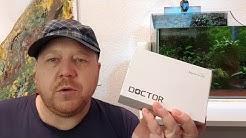 Chihiros Doctor Unboxing Installation Anleitung Test. Reduziert er wirklich Keime im Aquarium?