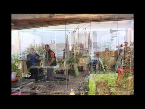 Cerramiento de terraza en atico barcelona youtube - Atico barcelona ...