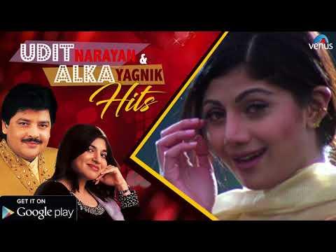 """""""Udit Narayan & Alka Yagnik Hits"""" - Download FREE App @GooglePlayStore"""