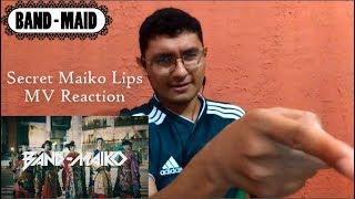 Band Maid - Secret Maiko Lips (MV Reaction)
