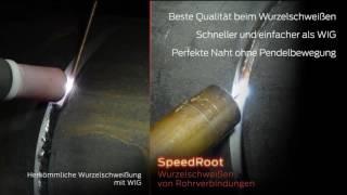 Lorch Speed-Prozess SpeedRoot