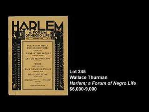 Swann Galleries African-Americana Auction Feb 08 - Part 2