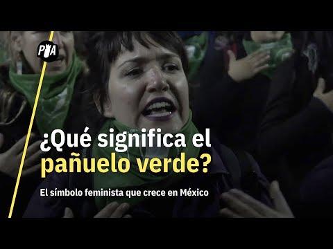 Pañuelo verde: ¿cuál es el origen del símbolo de la lucha feminista pro aborto?