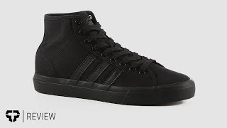 Adidas Matchcourt High RX Skate Shoes Review - Tactics.com