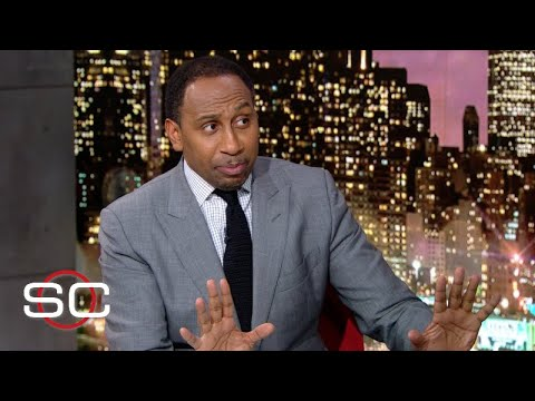'This is not First Take, we must be composed here' – Stephen A. during NBA MVP debate | SportsCenter