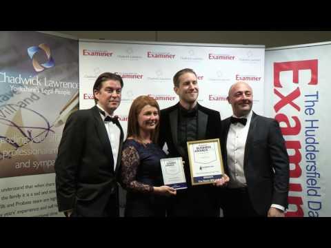 Huddersfield Examiner Business Awards 2016