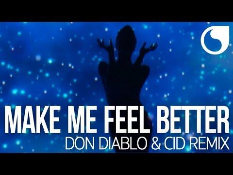 Alex Adair - Make Me Feel Better (Don Diablo & CID Remix) OFFICIAL VIDEO