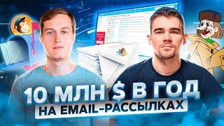 Максим Соловьев, UniSender: email и СМС рассылки. Тренды email-маркетинга | ПРОДУКТИВНЫЙ РОМАН #67