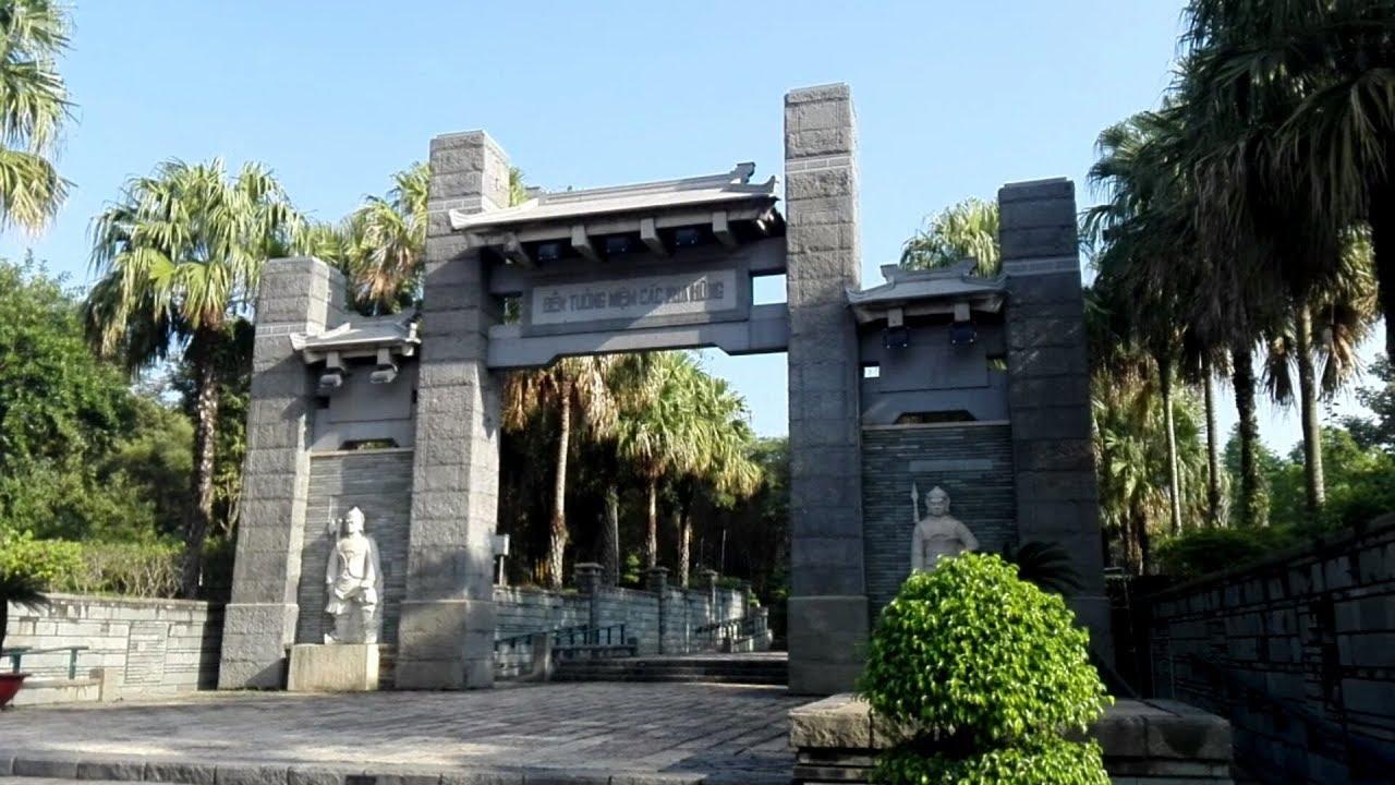 Đền Vua Hùng Quận 9 cảnh đẹp như phim cổ trang /YTUP-TV886
