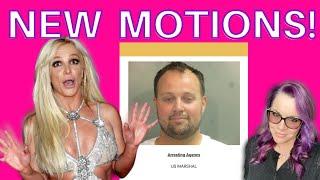 Coffee & Cursey Words | Britney Spears, Josh Duggar Government Response, Girardi Updates