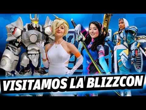 #BlizzCon 2017 Lo más espectacular de Blizzard (Cossplayers, noticias y más...)