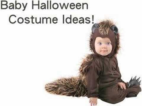 Cute Babies In Halloween Costumes