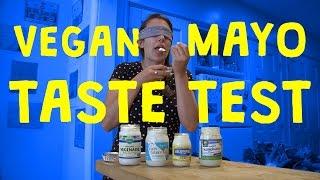 Vegan Mayo Taste Test + Creamy Dill Potato Salad - Ep. 2