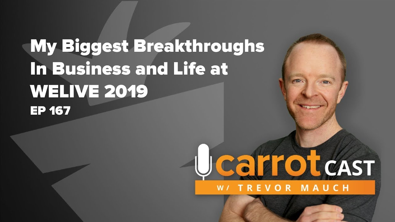 My Biggest Breakthroughs In Business and Life, Revealed at Wholesaling Elite LIVE 2019