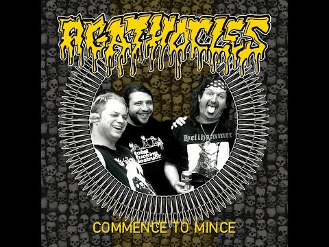 Agathocles  Commence to Mince Full Album