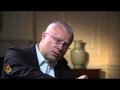 Talk to Al Jazeera - Alexander Lebedev: Standing up to Putin