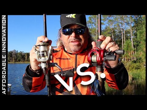 Spinning vs. Baitcast Fishing Combos (Great Debate) – KastKing