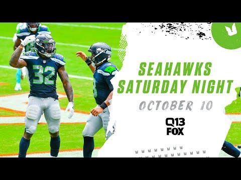 Soaring Through Miami  | Seahawks Saturday Night