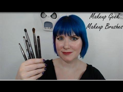 Makeup Geek Makeup Brushes Review thumbnail