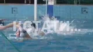 На соревнованиях по водному поло погиб 14-летний  подросток