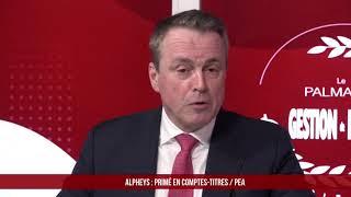 Palmarès des Fournisseurs 2021 - Alpheys