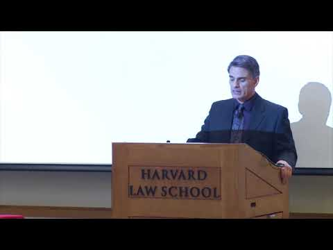 "HLS Library Book Talk | Bruce Hay, ""Nazi-Looted Art and the Law: The American Cases"""