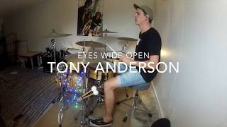 """Tony Anderson - """"Eyes Wide Open"""" [Drum Cover]"""