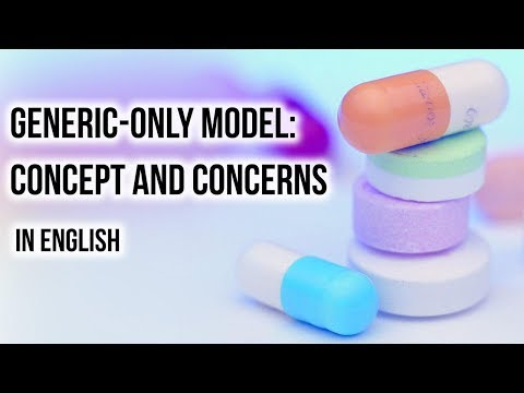 Generic Only Model explained, Generic medicine quality issues in India, Current Affairs 2018