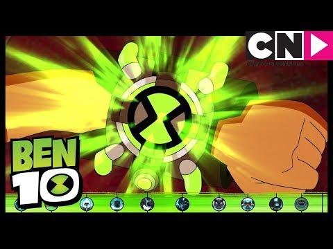 ¡Conoce a los nuevos alienígenas omni-mejorados! | Ben 10 en Español Latino | Cartoon Network