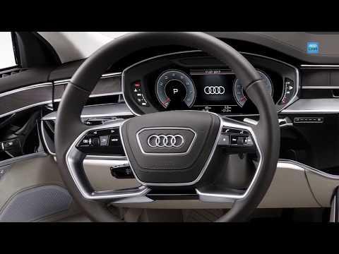 Audi A8 - Car Review | Audi A8 Advanced Autonomous Driving Technology | Goo Car