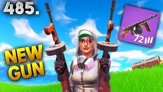 NEW GUN IS CRAZY..!!! Fortnite Daily Best Moments Ep.485 (Fortnite Battle Royale Funny Moments)