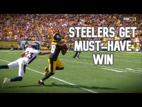 Broncos vs. Steelers - Game Recap - October 10, 2021 - ESPN