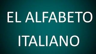 Italiano - Lección 5 - El Alfabeto