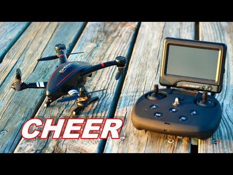 The REAL budget DJi Spark Killer - Cheerson CX-23 CHEER GPS Drone - TheRcSaylors
