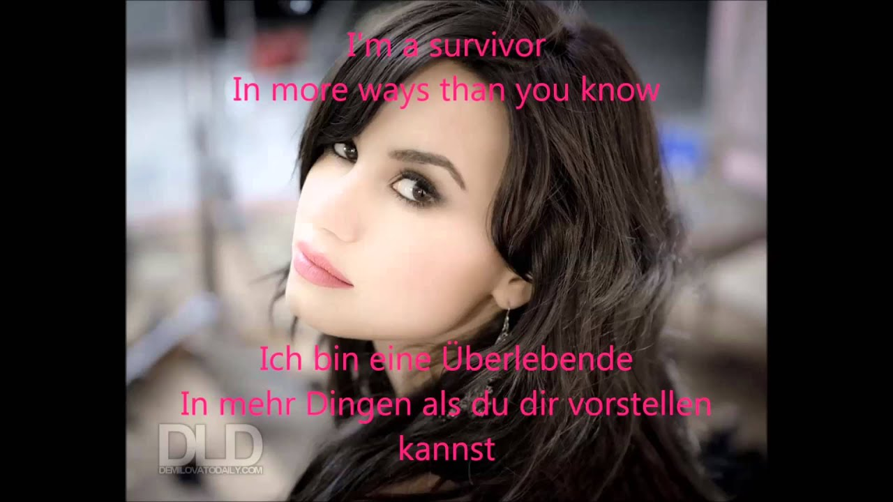 demi lovato warrior lyrics - photo #12