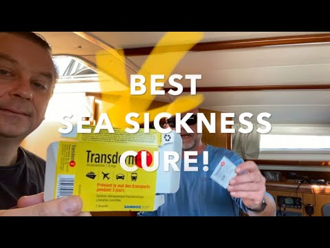 Best Sea Sickness Prevention And Cure, Works 100%, The Ear Patch!