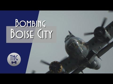 1943 Bombing Raid