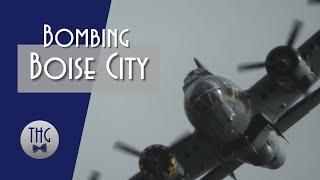 1943 Bombing Raid on Boise City Oklahoma
