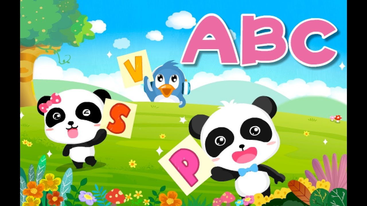 Abc Song 字母歌 Songs For Children Youtube Nursery Rhymes