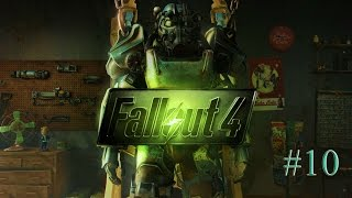 Прохождение Fallout 4 10 - Боевая зона