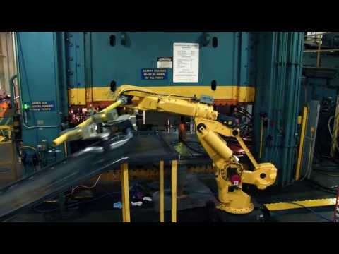 American Hydroformers | Automated Hydroforming
