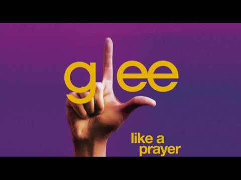 Glee - Like A Prayer [FULL] (iTunes Quality)