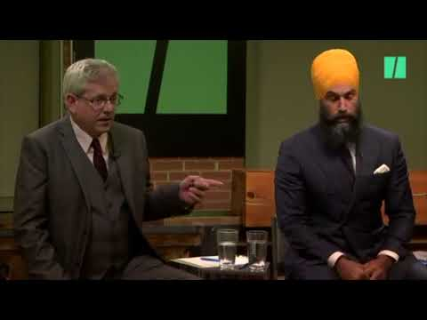 Highlights of HuffPost federal NDP leadership debate - 27 Sep 2017