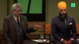 Highlights of HuffPost federal NDP leadership debate - 27 Sep 2017
