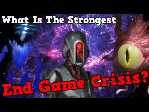 What Is The Strongest END GAME CRISIS? - Stellaris Synthetic Dawn |