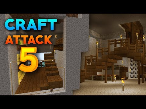Unser HAUS ist FAST FERTIG | Craft Attack 5 #10 | Rotpilz