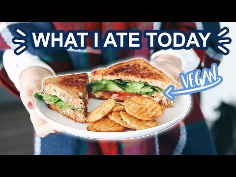 WHAT I ATE TODAY  Balanced & Intuitive Eating