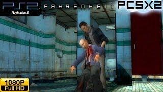 Fahrenheit - PS2 Gameplay 1080p (PCSX2)