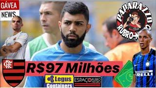 Gabigol pode ser a nova contratação mais cara do Futebol Brasileiro! E Miranda e Pepe? Chance?